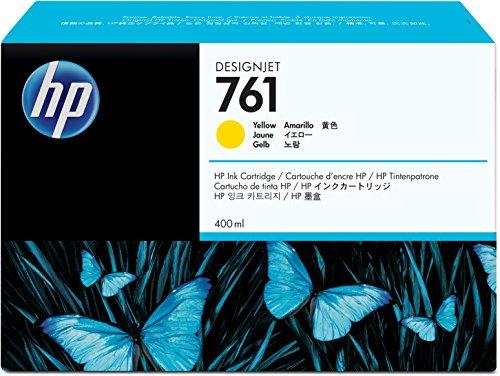 HP CM992A - Cartucho 761, 400 ml, amarillo