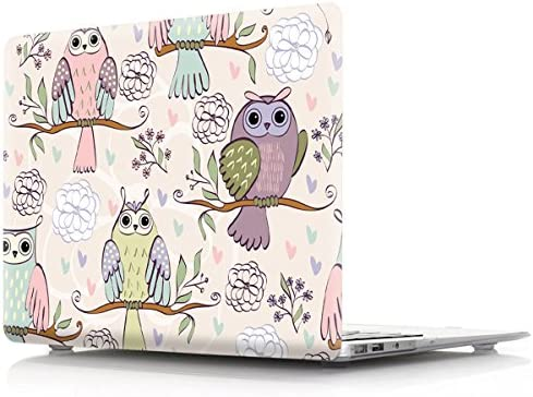 MacBook Air 13 inch Case 2018 2019 2020 Release A1932 A2179 PapyHall Plastic Hard Case for MacBook product image
