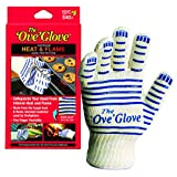 Ove Glove Hot Surface Handler Oven Mitt Glove, Perfect for...