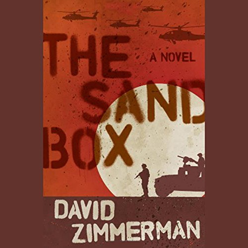 The Sandbox audiobook cover art