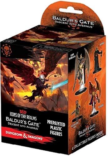 WizKids D&D: Icons: Baldur's Gate - Descent Into Avernus Booster Brick (8 Boosters)