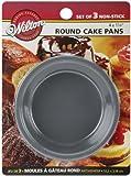 Wilton Mini Round Pans, STD, Silver