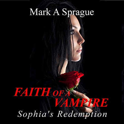 Faith of a Vampire audiobook cover art