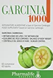 Pharmalife Research GARCINIA 1000, Astuccio da 60 Compresse