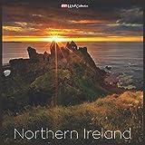 Northern Ireland 2021 Wall Calendar: Official Northern Ireland Calendar 2021, 18 Months