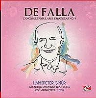 Seven Canciones Populares Espanolas 4 Jota