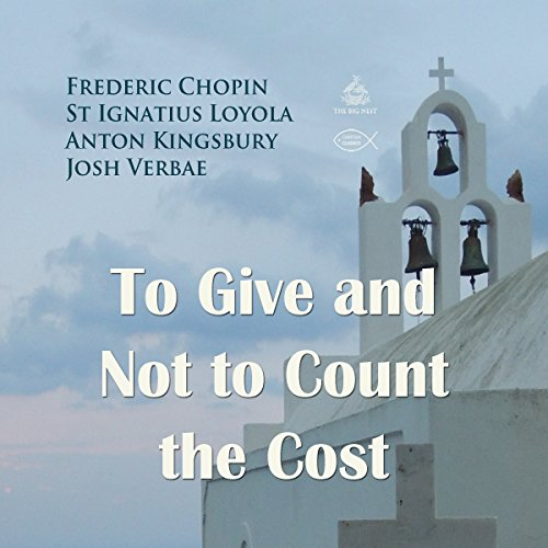 To Give and Not to Count the Cost audiobook cover art