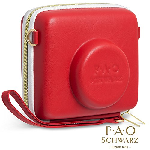FAO Schwarz Instant Camera and Case (Case)