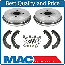 Mac Auto Parts 123659 Rear Brake Drums and Shoes & Brake Springs 00-05 Toyota Echo
