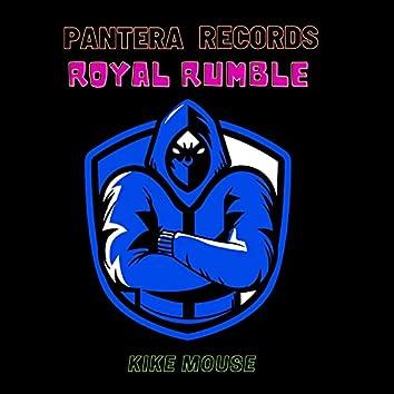 Royal Rumble Pantera Records