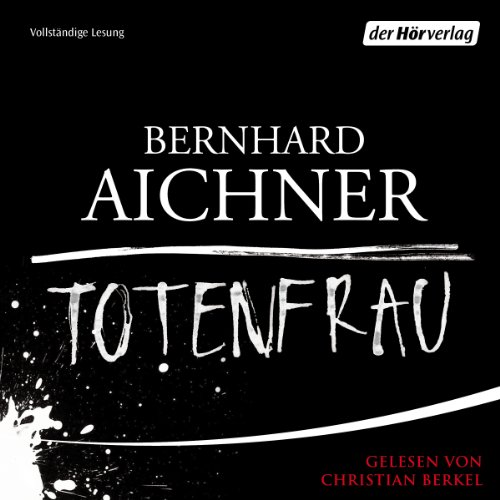 Totenfrau audiobook cover art
