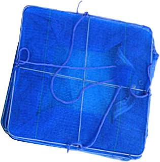 F Fityle 4 Layers Durable Vegetable Drying Mesh Hanging Dryer Storage Bag for Home Outdoor Camping