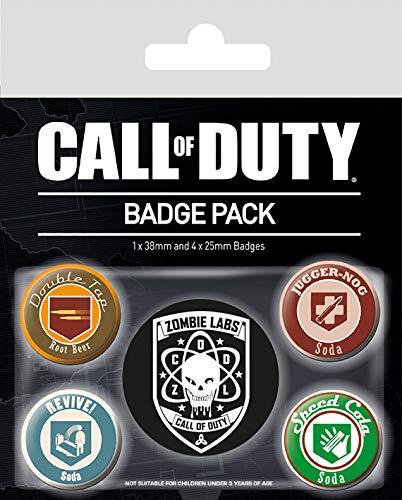 Call of Duty Spille, Combinazione, Multi-Colour, 10 x 12.5cm