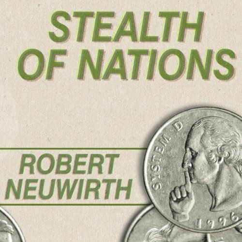 Stealth of Nations audiobook cover art