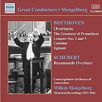 Beethoven:Overtures