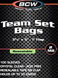400 Team Set Bags - 4 Resealable Sets of 100