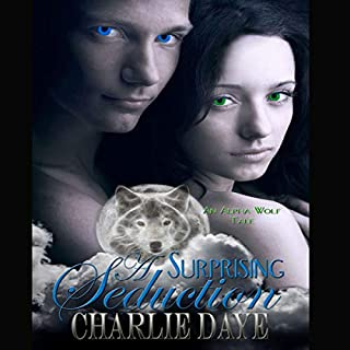 A Surprising Seduction     An Alpha Wolf Tale              Written by:                                                                                                                                 Charlie Daye                               Narrated by:                                                                                                                                 Melissa Ball                      Length: 1 hr and 39 mins     Not rated yet     Overall 0.0