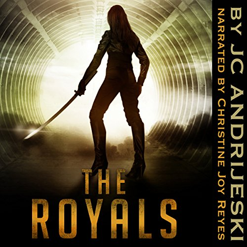 The Royals (Alien Apocalypse Part II) Audiobook By JC Andrijeski cover art