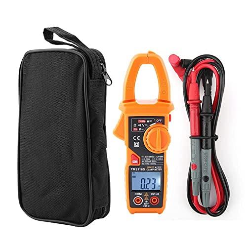 Sonda probador de batería del multímetro portátil del multímetro, portátil para la investigación científica para Medición de voltaje para la educación