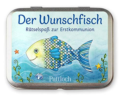 Der Wunschfisch: Rätselspaß zur Erstkommunion Metallbox