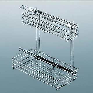 Hafele Chrome Wire Undersink Storage Unit