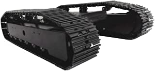 HIUHIU 1/12 Rc Hydraulic Excavator Model Metal Chassis