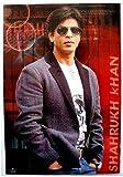 Bollywood Fanart Shah Rukh Khan Poster in Hochglanzpapier /