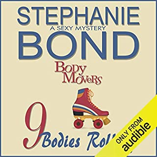 9 Bodies Rolling audiobook cover art