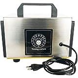 LCZHP Purificador de Aire generador de ozono 220v 28g purificador de Aire ozonizador casero ozonizador portátil O3 generador con Interruptor de sincronización