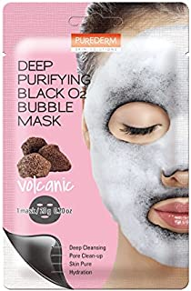 Best deep purifying black o2 bubble mask volcanic Reviews