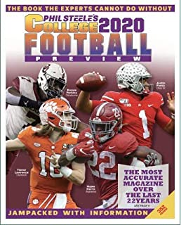 Phil Steele's 2020 College Football Preview