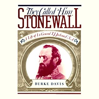 They Called Him Stonewall audiobook cover art