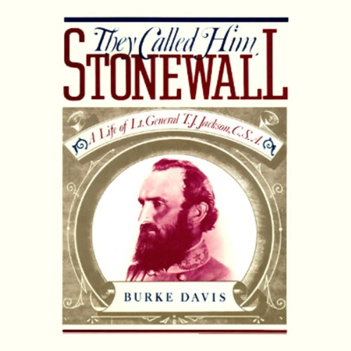 They Called Him Stonewall cover art