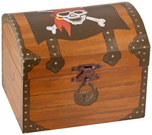 Musicbox Royaume Souvenir Pirate Boîte à Musique