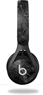 MightySkins Skin Compatible with Beats EP Headphones wrap Cover Sticker Skins Black Marble