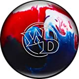 Columbia 300 Bowlingball mit weißen Punkten Patriot Sparkle, 4,6 kg (erneuert)