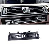 pour la série 5 F10 F11 2010-2016 (LHD) Grille de climatisation Avant, Remplacement Central Central Air Dashboard Console Center Ventilation AC