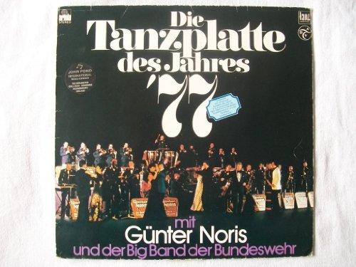 GUNTER NORIS Die Tanzplatte Des Jahres 77 LP