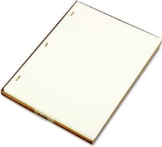 Wilson Jones Looseleaf Minute Book Ledger Sheets, Ivory, 11