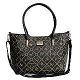 Bolso para mujer Giulia Pieralli con estampado de glamour, bolsa de asa, XL, presentado por ZMOKA® (selección de colores)