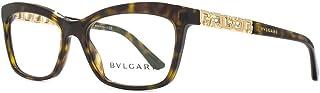 Bvlgari - GIARDINI ITALIANI BV 4116B, Cat Eye, acetate, women, DARK HAVANA(504), 52/16/140