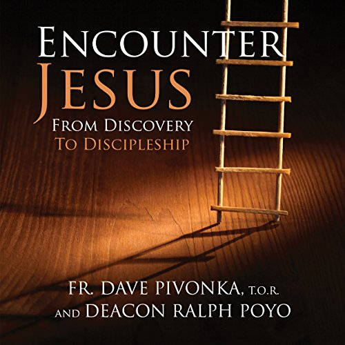Encounter Jesus audiobook cover art