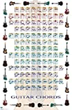 Trends International Guitar Chords Wall Poster 22.375' x 34'