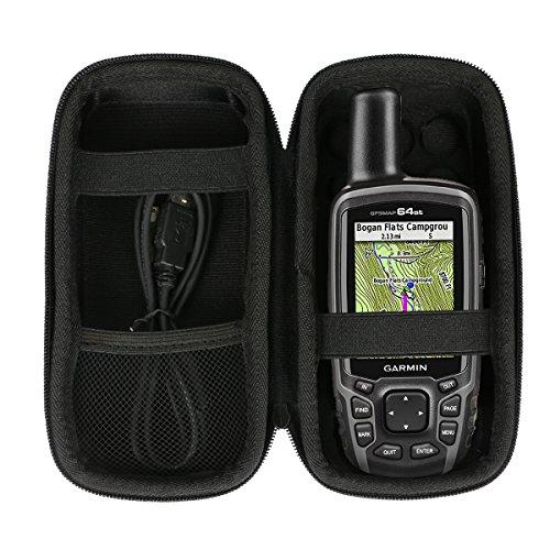 Khanka Hard Travel Case Replacement for Garmin GPSMAP 64SC / Garmin GPSMAP 64 Worldwide/Garmin GPSMAP 64st