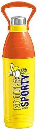 Milton Kool N Sporty 1800 Plastic Water Bottle, 1.61 litres, Yellow