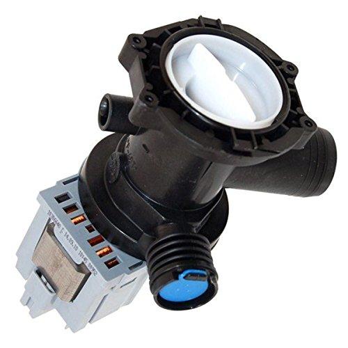 Indesit - Bomba de desagüe para lavadora (220-240V, Askoll)
