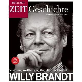 Willy Brandt (ZEIT Geschichte) Titelbild