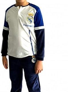 Pijama Real Madrid niño Invierno Terciopelo