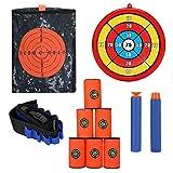 Estuche para almacenamiento de Target Target Shooting Almacenamiento para con Bullet Band, Bullet...