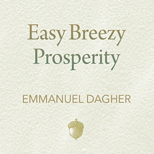 Easy Breezy Prosperity audiobook cover art